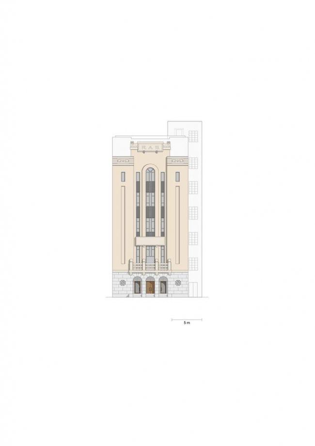 Художественный музей Рокбунд © David Chipperfield Architects
