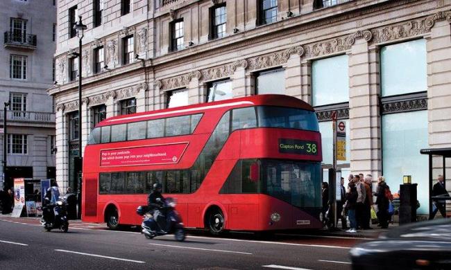 Автобус Routemaster. Проект Томаса Хезервика и Wrightbus