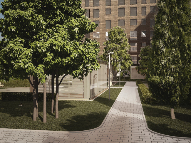 «Садовые кварталы», проект