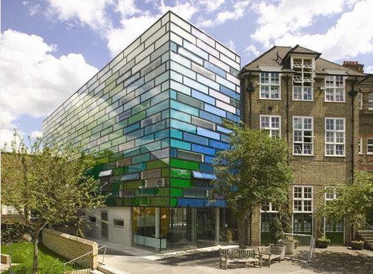 Премия RIBA 2010. Начальная школа «Клэпхем-Мейнор» в Лондоне мастерской drmm