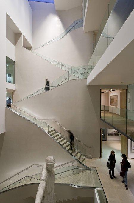 Премия RIBA 2010. Музей Ашмолеан Рика Мейтера в Оксфорде