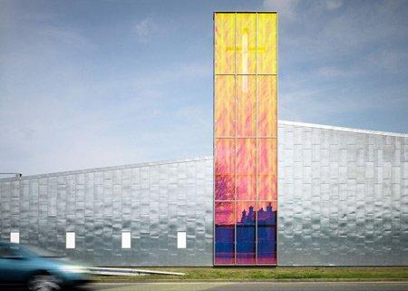 Премия RIBA 2010. Представительство Армии Спасения в Чемсфорде Hudson Architects