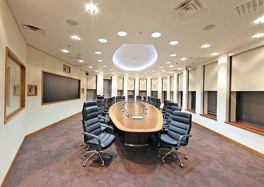 Офис PricewaterhouseCoopers