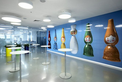 Офис YOTA в Москве
