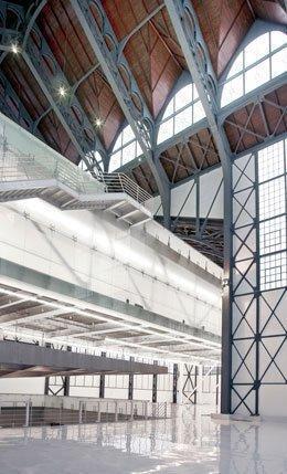 Университетский музей Чопо - реконструкция
