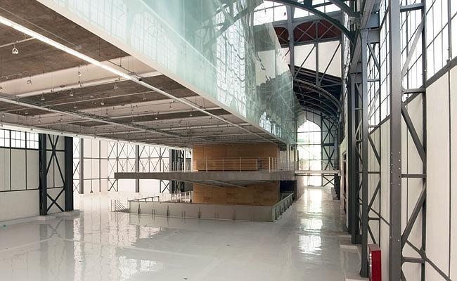 Университетский музей Чопо - реконструкция. Фото © TEN Arquitectos/Luis Gordoa