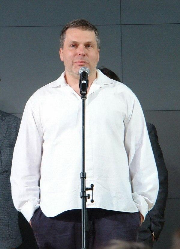 Илья Осколков-Ценципер. Фото Нины Фроловой