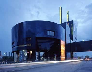 Театр Гатри в Миннеаполисе (1999-2006)