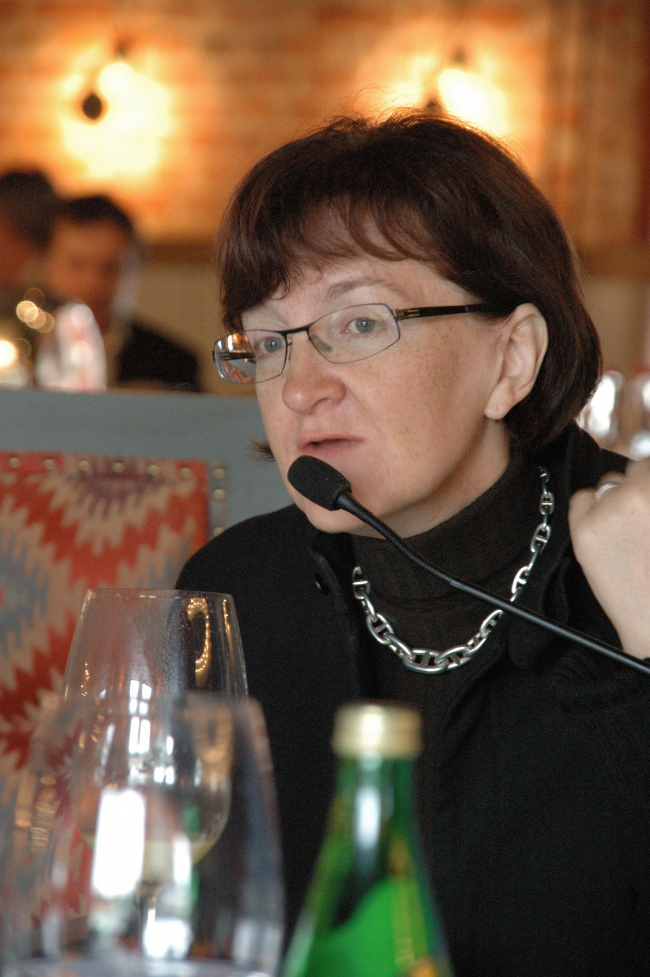 Елена Гонсалес. Фотография Елены Петуховой