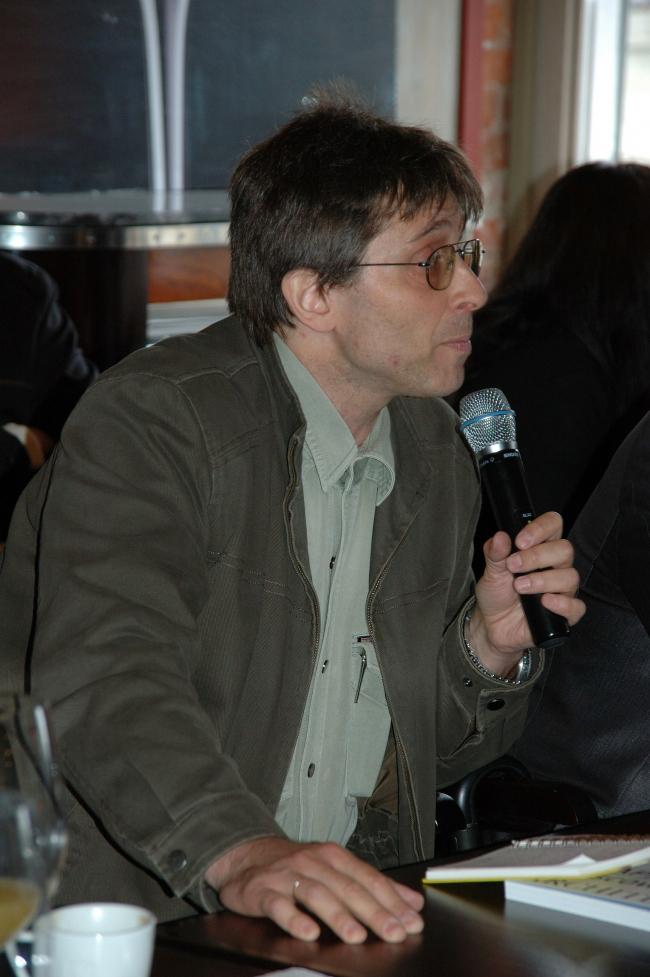 Дмитрий Фесенко. Фотография Елены Петуховой