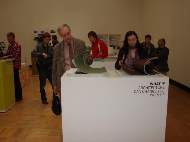 «Что если архитектура может изменить мир?» – слоган датской экспозиции.