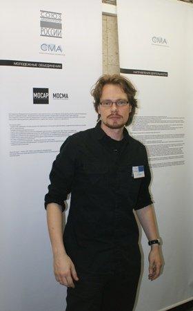 Петр Виноградов - архитектор, член Молодежного отделения СМА и куратор проекта АрхКузница
