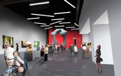 Современный еврейский музей. Проект