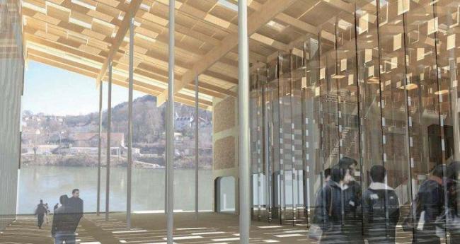 Центр искусств и культуры Безансона