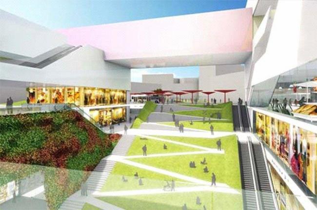 Проект «Открытое метро» бюро FOA