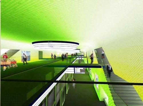 """Проект """"Stamin/Stamax"""" бюро Peripheriques Architectes"""