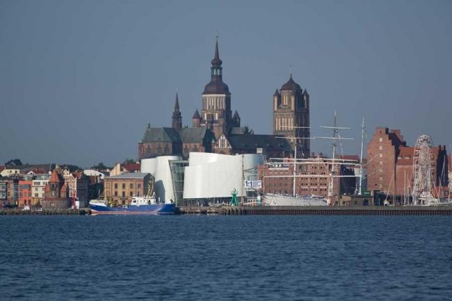 Оцеанеум - Немецкий музей моря