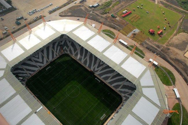 Стадион «Мбомбела»