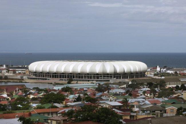 Стадион «Нельсон-Мандела-Бей» в Порт-Элизабет