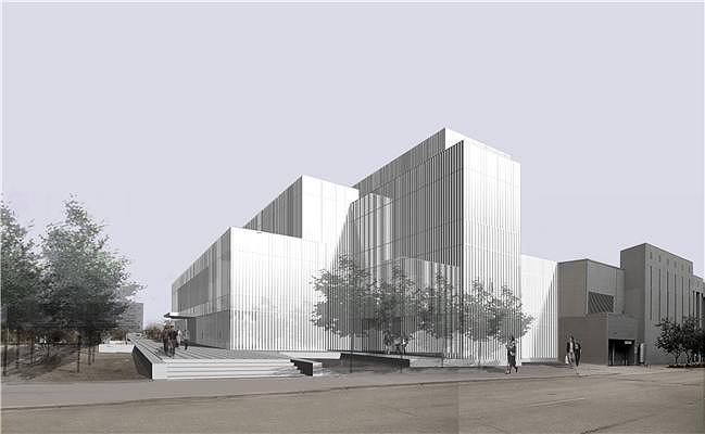 Музей истории и искусств Анкориджа