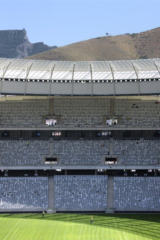 Стадион «Кейптаун» (бывший «Грин Поинт»)