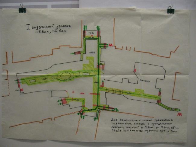 Проект З.В. Харитоновой