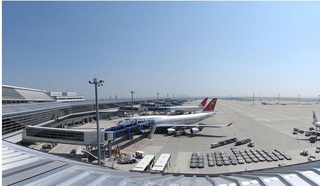 Центральный Международный аэропорт Японии. Фото: Marku1988 via Wikimedia Commons. Лицензия CC-BY-3.0
