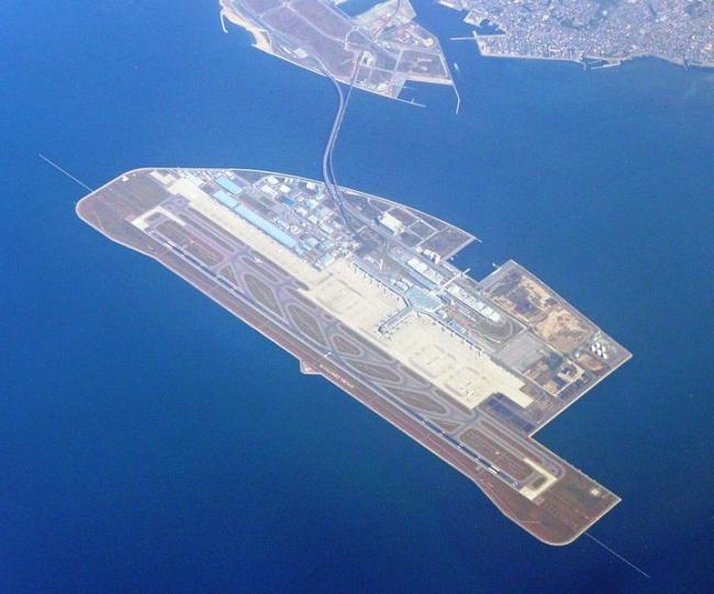 Центральный Международный аэропорт Японии. Фото: Behbeh via Wikimedia Commons. Лицензия GNU Free Documentation License, Version 1.2