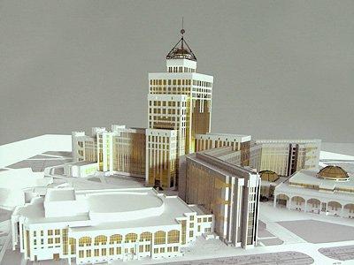 Проект ПО «ГИПРОНИИ» СО РАН