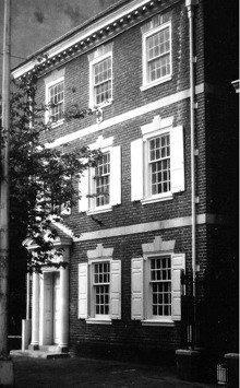 Исторический Дилворт Хаус - современный вид
