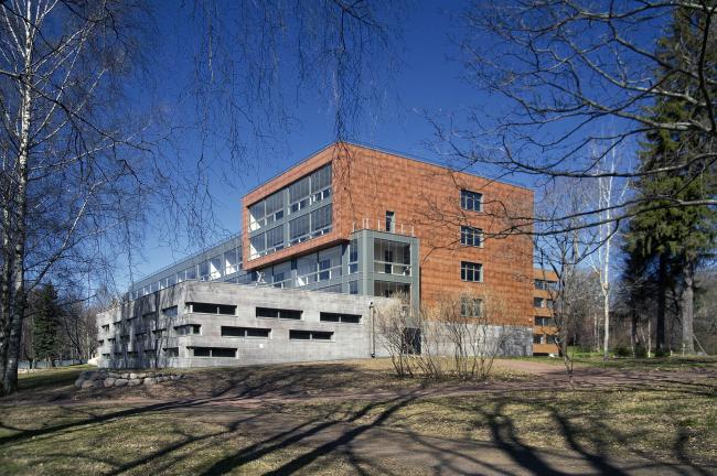 Апартамент-отель в Зеленогорске © Евгений Герасимов и партнеры