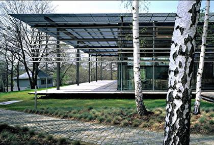 «Ауэр + Вебер + Архитектен».  Клуб Офицерского училища в Дрездене