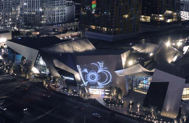 Торговый центр комплекса CityCentre © Scott Francis
