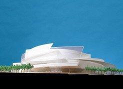 Tulsa Arena. Фото макета
