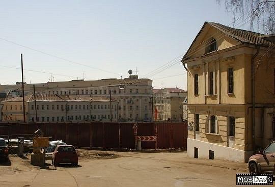 Хитровская площадь. Фото: http://mosday.ru