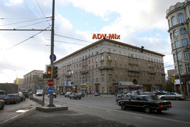 Кутузовский проспект. Фото: http://advmix.ru/res/