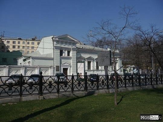 Страстной бульвар, 11 фото: http://mosday.ru