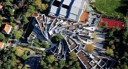 Цви Хекер. Школа Хайнц-Галински, Берлин, 1990-1995
