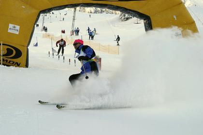 Архитекторы на лыжах
