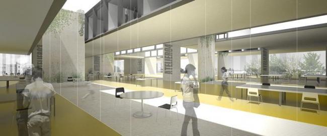 Школа архитектуры и строительства Гринвичского университета