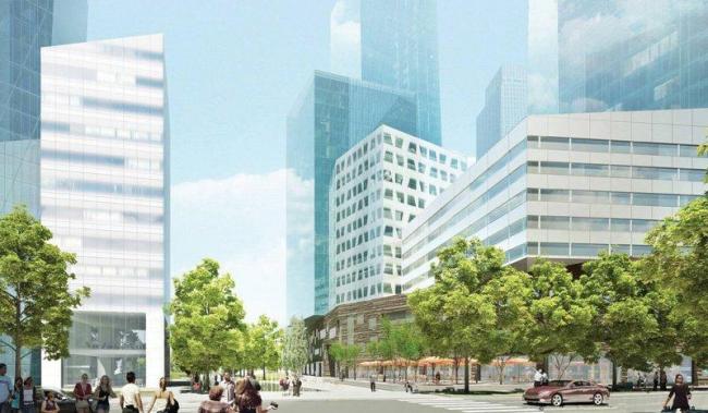 Жилой комплекс Riverside Center