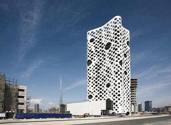 Башня O-14. Фото © Torsten Seidel
