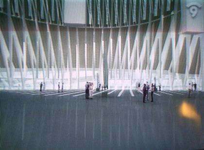 Башни «Торре Валенсия», «Кастелло» и «Аликанте». Деталь проекта
