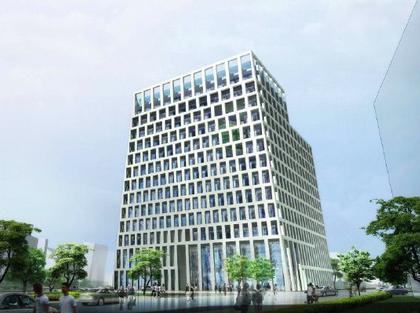 Штаб-квартира Агентства новостей Вьетнама. Проект
