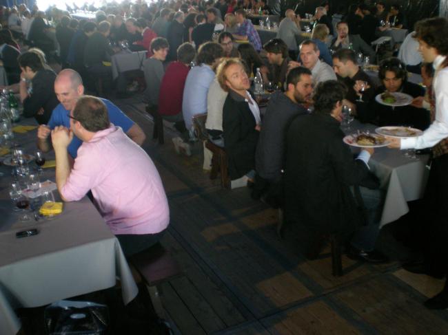 Форум Europan в Невшателе. Фото предоставлено Тимуром Шабаевым
