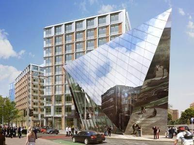 Здание Архитектурного фонда. Проект. Июль 2006