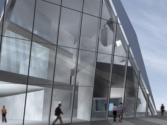 Музей современного искусства в Кливленде © FOA – Foreign Office Architects