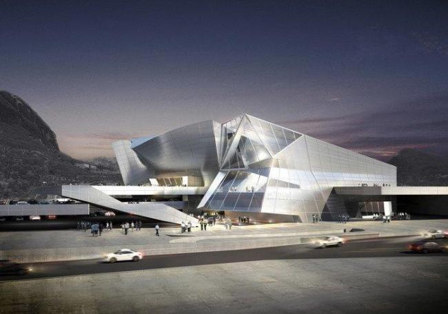 Расширение выставочного комплекса «Гарда Трентино»