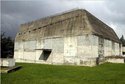 Церковь Сен-Пьер де Фирмини - вид до начала работ в 2003 году