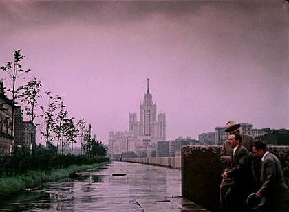 Кадр из фильма «Верные друзья», Мосфильм, 1954 г. Источник: data8.gallery.ru
